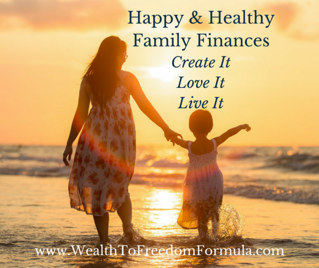 Happy & Healthy Family Finances